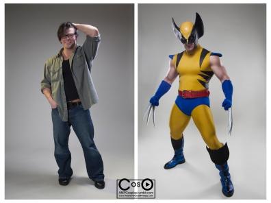 Jonathan Carroll as Wolverine