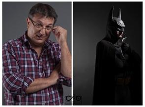 Zoltan Hawes as Batman